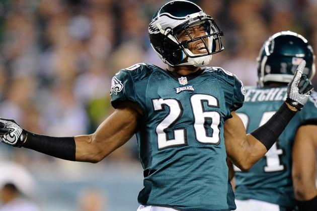 Eagles' CB Williams walks the talk