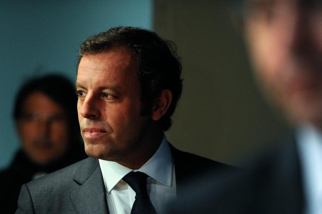 Sandro Rosell and Barcelona Set for a Bumpy Ride over Neymar Deal