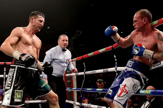Carl Froch Ordered to Fight George Groves by IBF