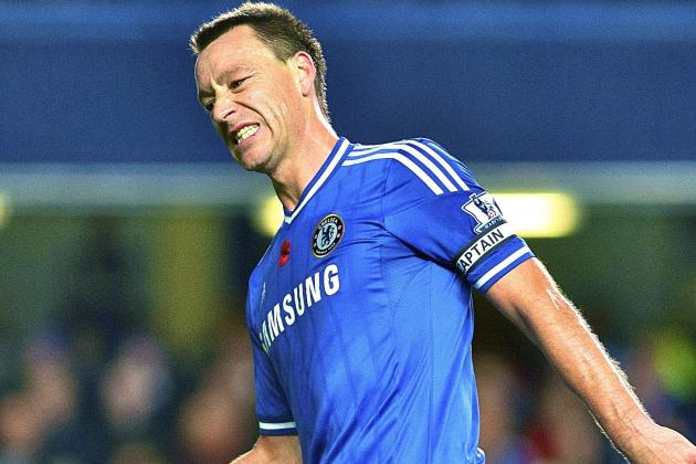 John Terry Reportedly Set to Follow Juan Mata out of Chelsea