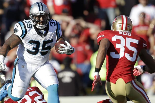 Bond Between Panthers' Mike Tolbert, 49ers' Eric Reid a Compassion Play