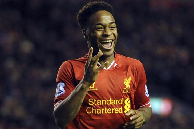 Where Does Raheem Sterling Fit in at Liverpool with a Healthy Daniel Sturridge?