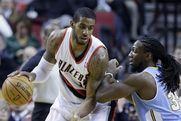 Why LaMarcus Aldridge Deserves to Start the 2014 All-Star Game