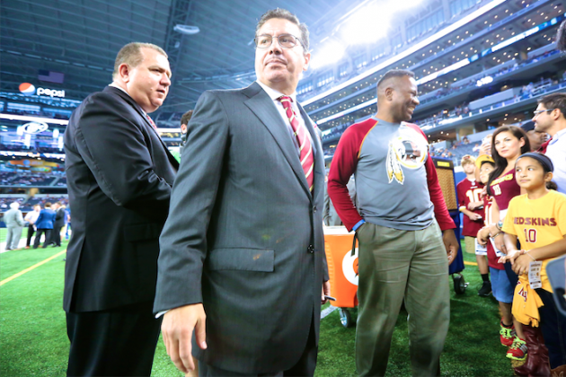 Time for the Washington Redskins to Start Spending Money