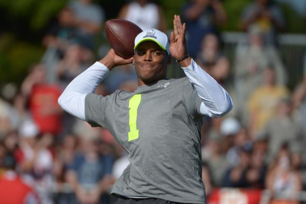 NFL Pro Bowl 2014: TV Info, Spread, Full Roster, Game Time and More