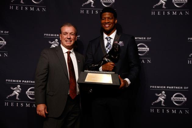 FSU QB Jameis Winston Leads Early 2014 Heisman Odds