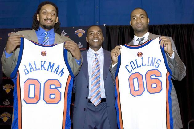 Where Did All the NY Knicks' Draft Picks Go?