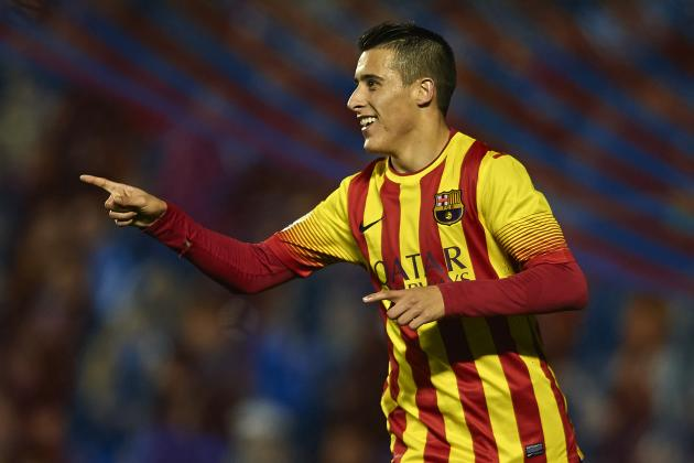 Arsenal Transfer News: Pursuit of Barcelona's Cristian Tello Must Be Maintained