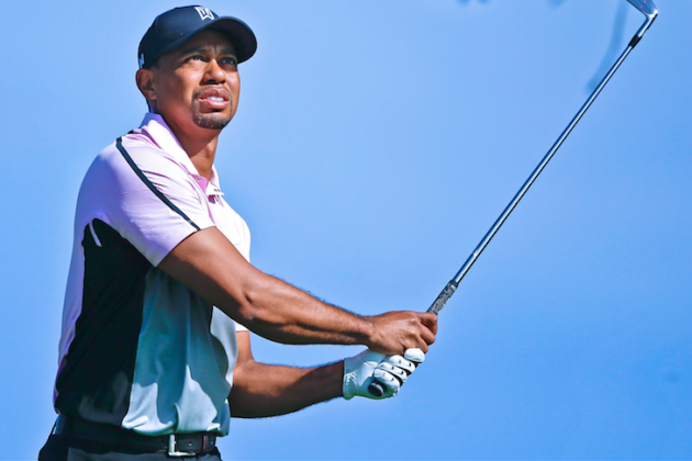 Tiger Woods at Farmers Insurance Open 2014: Day 2 Score, Highlights, Analysis