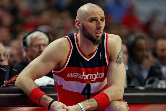 Report: Wizards Want to Sign Gortat Long Term