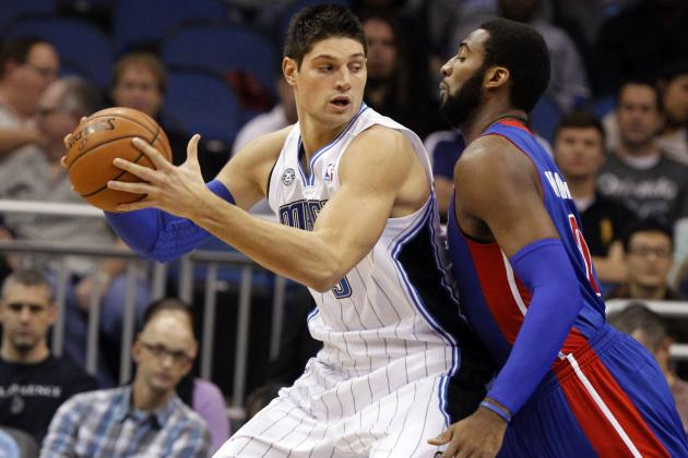 Magic, Nikola Vucevic Interested in Extension