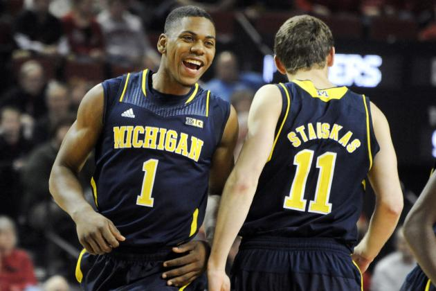 Michigan Basketball: Wolverines' 3 Keys to Beating Michigan State