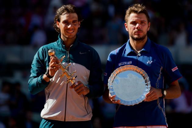 Rafael Nadal vs. Stanislas Wawrinka: Breaking Down Australian Open Men's Final