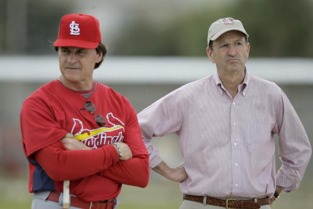 DeWitt 'Disappointed' by La Russa's Decision