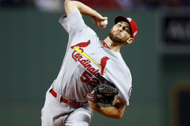 Michael Wacha Has Cy Young Award-Caliber Pitching