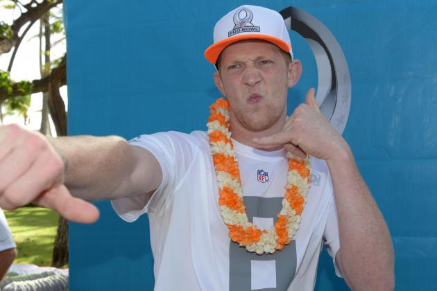 Hekker Embraces Pro Bowl Opportunity
