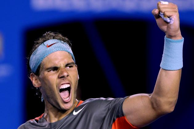 Australian Open 2014 TV Schedule: TV Info and Live Stream for Final Matches