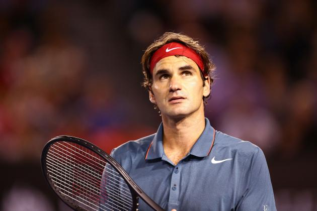 Roger Federer Should Be Encouraged by His Australian Open Performance