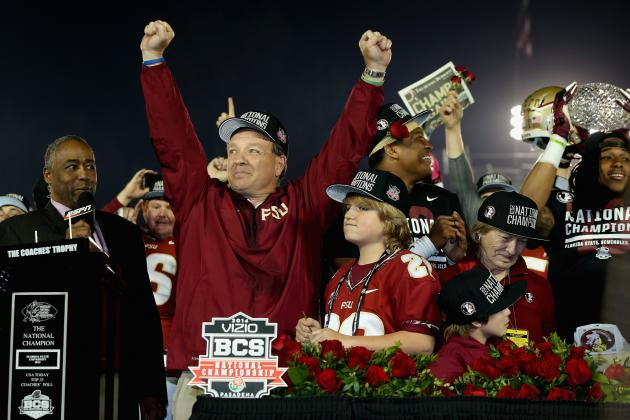 FSU Reschedules Championship Celebration for Feb. 1