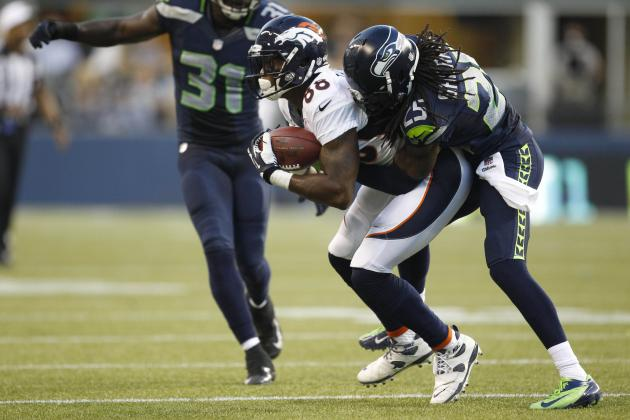 Denver Broncos: Can Demaryius Thomas Shine Against the Seahawks Defense?