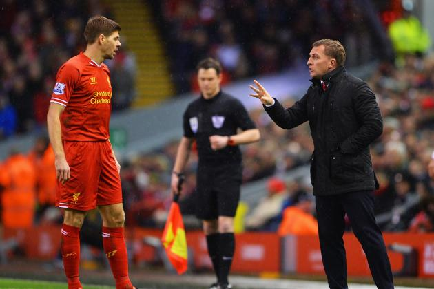 Liverpool Transfer News: Brendan Rodgers Has Alternatives to Mohamed Salah