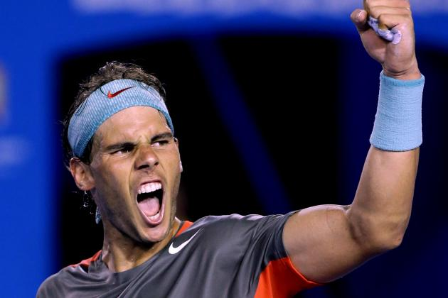 Australian Open 2014: Rafael Nadal Looks Unbeatable Heading into Men's Final