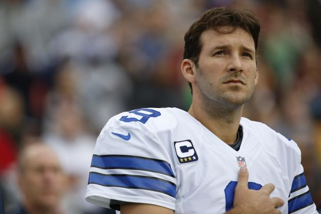 Where Tony Romo Ranks Among All-Time Great Dallas Cowboys Quarterbacks