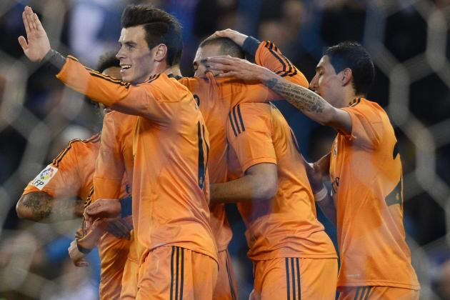 Real Madrid vs. Granada: Date, Time, Live Stream, TV Info and Preview