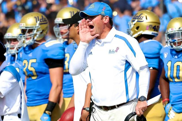 Pac-12 Football Teams Ready to Take the Next Step in 2014