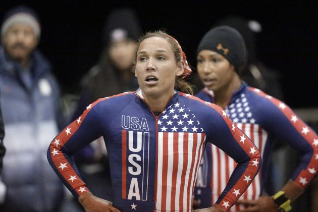 Lolo Jones Deserving of Opportunity in 2014 Winter Olympics with US Bobsled Team