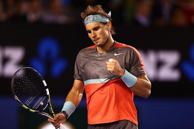 Nadal vs. Wawrinka: What to Watch for in 2014 Australian Open Men's Final