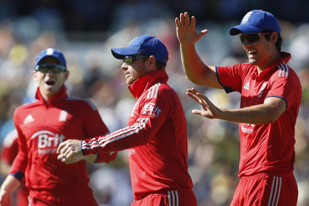 Australia vs. England, 5th ODI: Date, Time, Live Stream, TV Info and Preview
