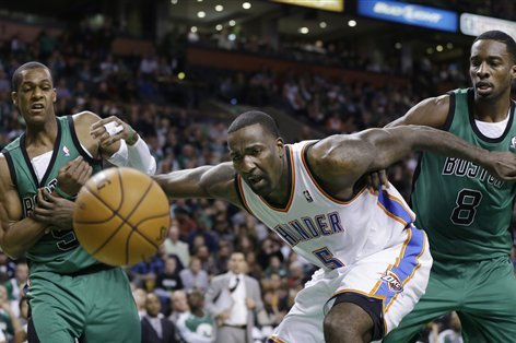 Can Jeff Green Thrive Alongside Rajon Rondo?