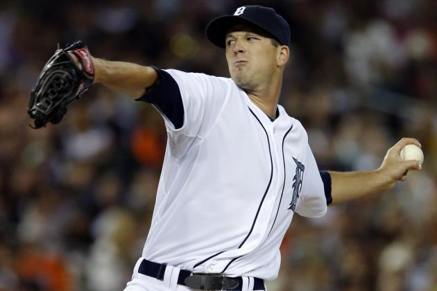 Tigers' Drew Smyly Eager to Be a Starter Again