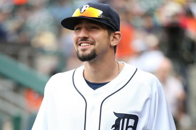 Tigers' Castellanos, Ray on Top 100 Prospects List