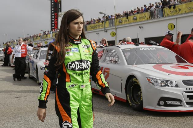Danica Patrick Shows Off Humor in Latest Super Bowl Ad
