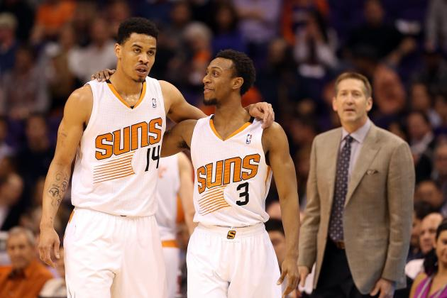 Fun History Repeating Itself with These Phoenix Suns