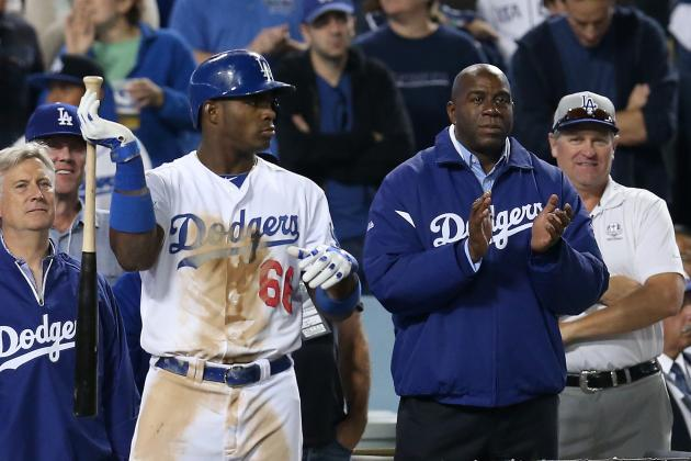 At Long Last, the Dodgers Are out-Bid