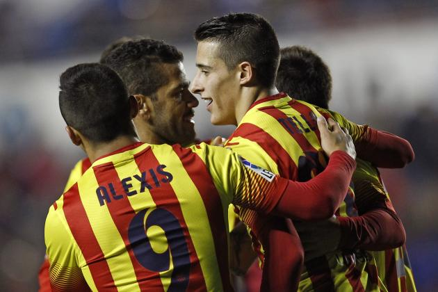 Barcelona vs. Malaga: Date, Time, Live Stream, TV Info and Preview