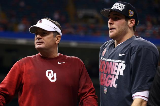 Big 12 Football Q&A: Are Big Things Coming for Oklahoma, Trevor Knight?