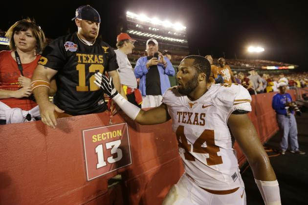 Jackson Jeffcoat Scouting Report: NFL Outlook for Texas Defensive End