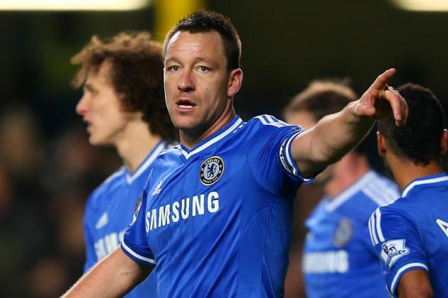 John Terry Wrong to Request Preferential Treatment at Chelsea