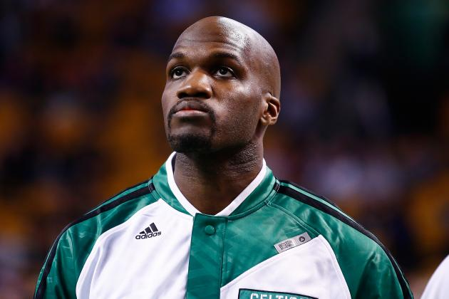 Why the Boston Celtics Should Play Joel Anthony