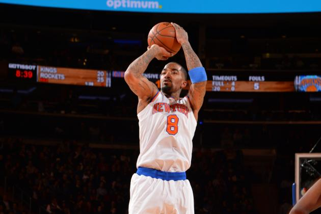 JR Smith Says Playing Defense Is for His Teammates to Worry About