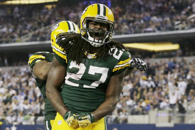 Revisiting Eddie Lacy's Breakout Rookie Season for the Green Bay Packers