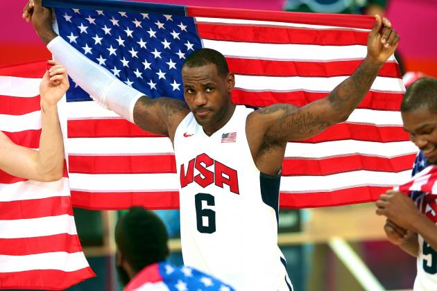 LeBron James Leaves Door Open for 2016 Olympics Participation