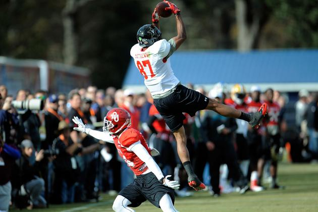 Senior Bowl 2014: Players Who Will Shoot Up Draft Boards After Game