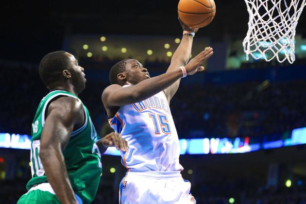 Oklahoma City Thunder vs. Boston Celtics: Live Score and Analysis