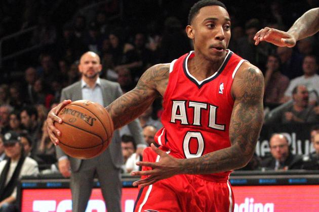 Teague Exits with Ankle Sprain vs. Spurs