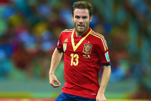 Juan Mata Transfer Is a Statement from Manchester United as Much as Anything